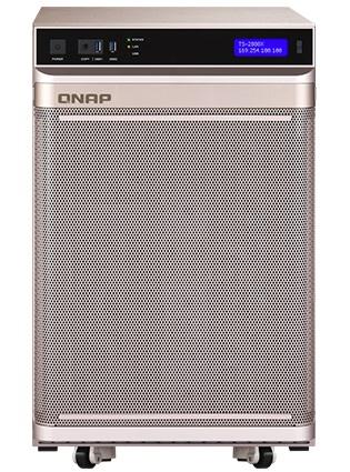 Qnap TS-2888X-W2123-32G 28-Bay 144TB Bundle mit 8x 18TB IronWolf Pr... TS-2888X-W2123-32G-144tNE