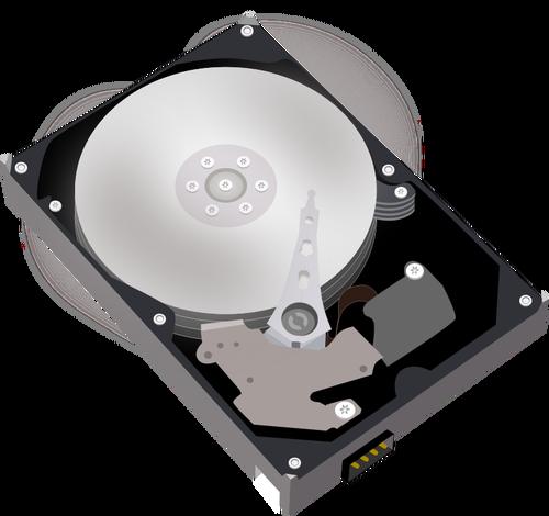 sonstige Festplatten Einbau-Service für 25 Festplatten