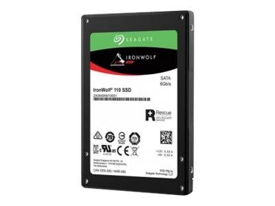 Seagate IronWolf 110 NAS SSD +Rescue 960GB, SATA 6Gb/s ZA960NM10011
