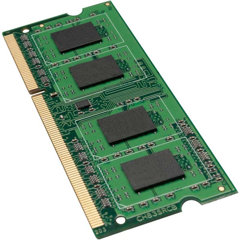 sonstige Arbeitsspeicher 1GB, DDR3-RAM, SO-DIMM (1066MHz, 204pin, CL7) Synol... ram1GB-inno